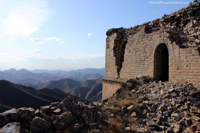 torre gran muralla china