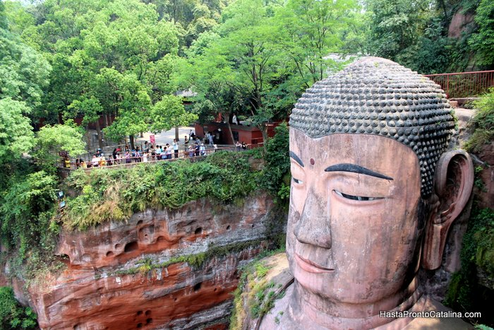 Buda Dafo Leshan China
