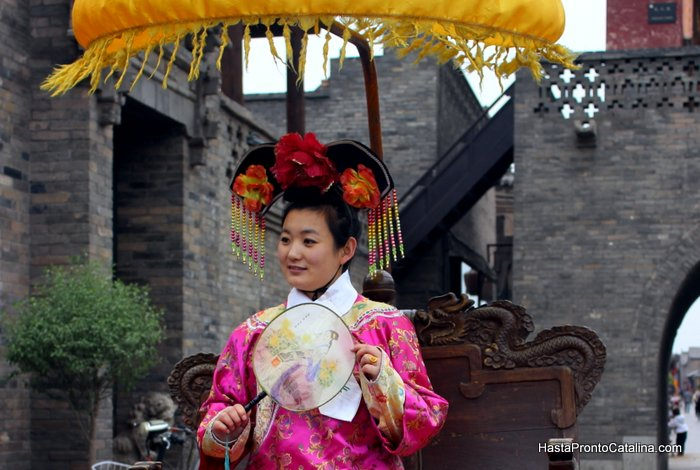 Pingyao China casamiento