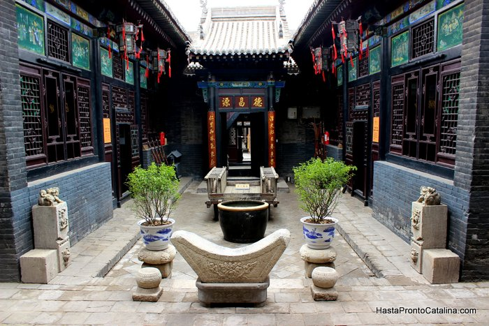 Pingyao China museo