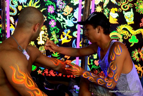 precio Full Moon Party Ko Pah-Gnan Tailandia