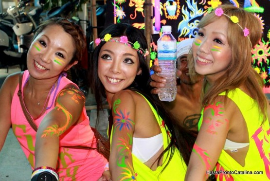 Full Moon Party Ko Pah-Gnan Tailandia