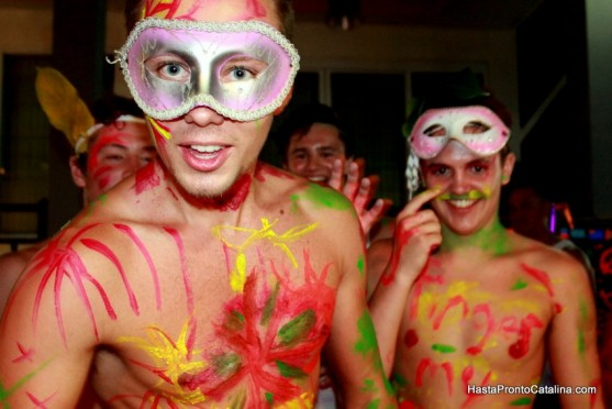 fiesta Full Moon Party Ko Pah-Gnan Tailandia