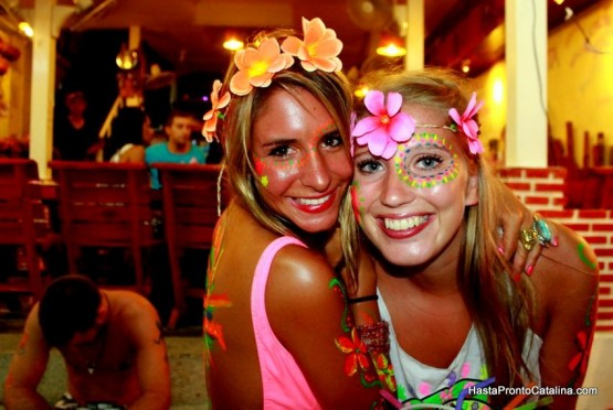 Full Moon Party en Ko Pah-Gnan Tailandia