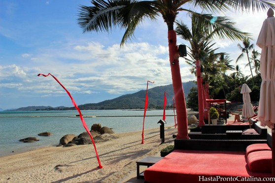 playa Beach republic hotel, koh samui, Tailandia