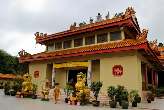 temple Cameron Highlands, Malasia