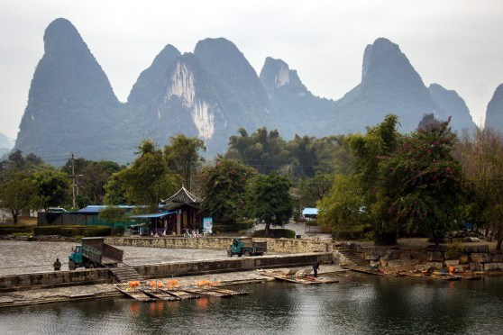 hotel en Yangshuo China