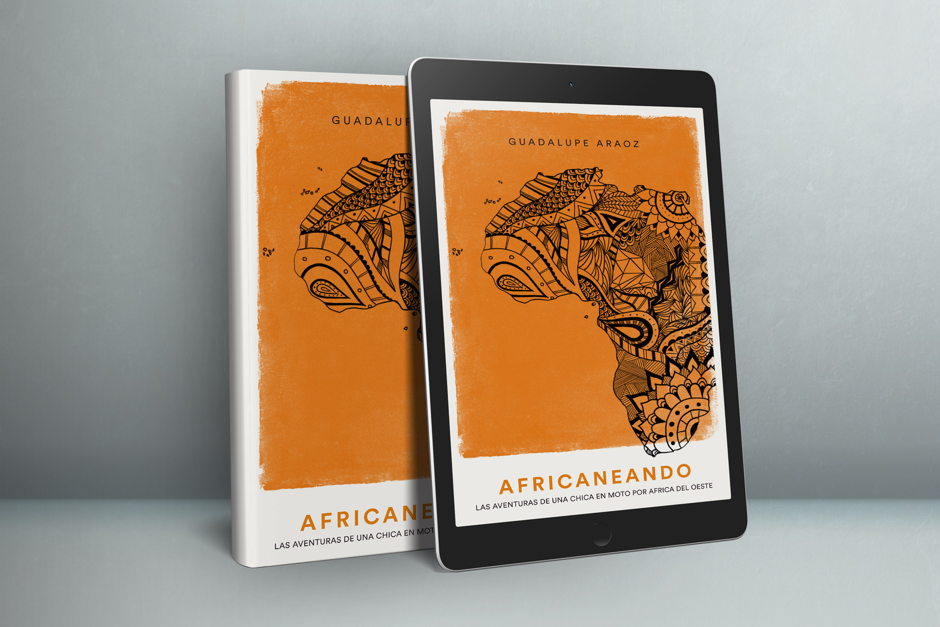 Africaneando libro digital por África Occidental